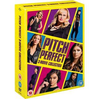 Pitch Perfect 3-Movie Boxset (DVD) [2018]
